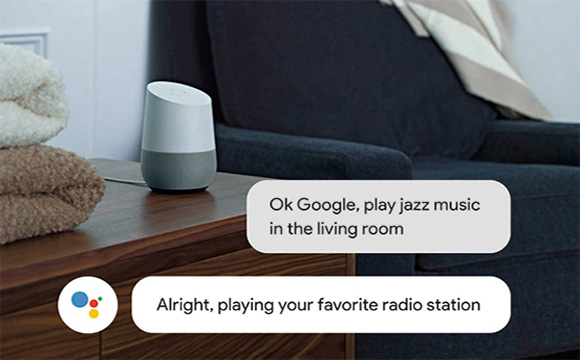 Cast with AirPlay, Wi-Fi, Chromecast built-in*, and Bluetooth Image