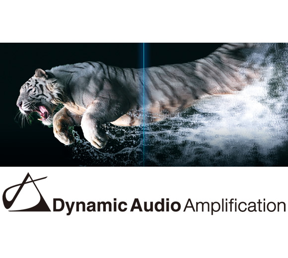 Dynamic Audio Amplification for Clear and Realistic Sound Image