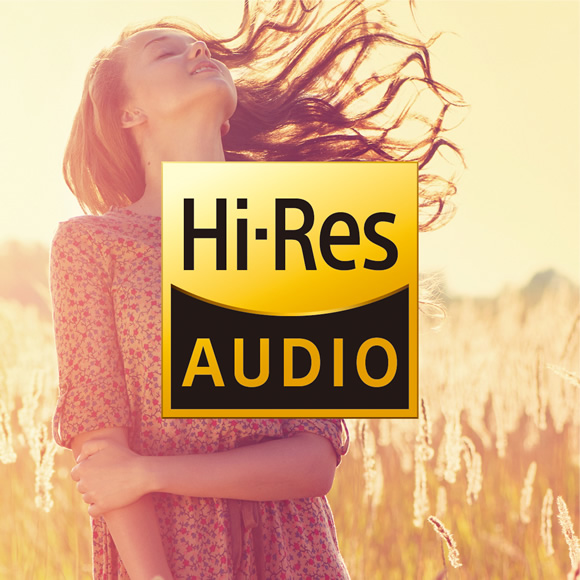 It's time to experience high-resolution music! Image