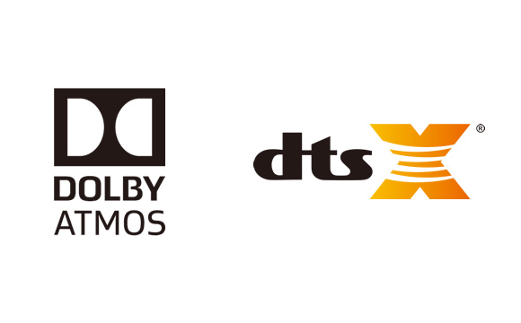 Dolby Atmos and DTS:X with upmixing solutions Image