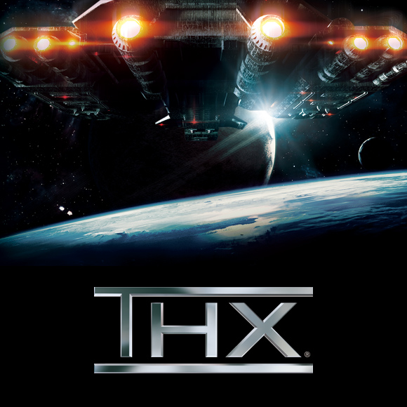 THX Certified Select theater-reference sound Image