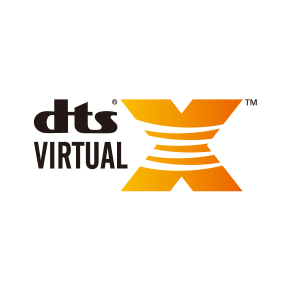 Flexible 3D sound with DTS Virtual:X Image