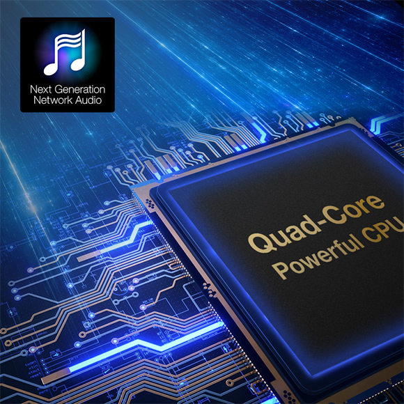 Quad-core SoC supports 802.11ac Wi-Fi Image