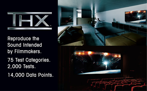 THX Certified Select Reference Sound Image
