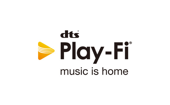 Stream Anything with DTS Play-Fi* Image
