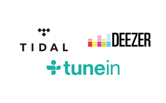 Internet Radio and Streaming Services Image