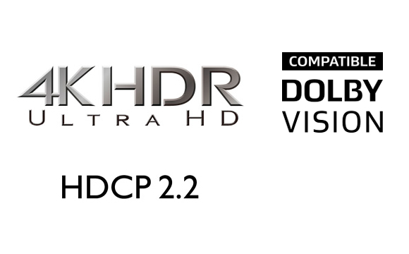 Latest Spec HDMI with Zone 2 Video Image