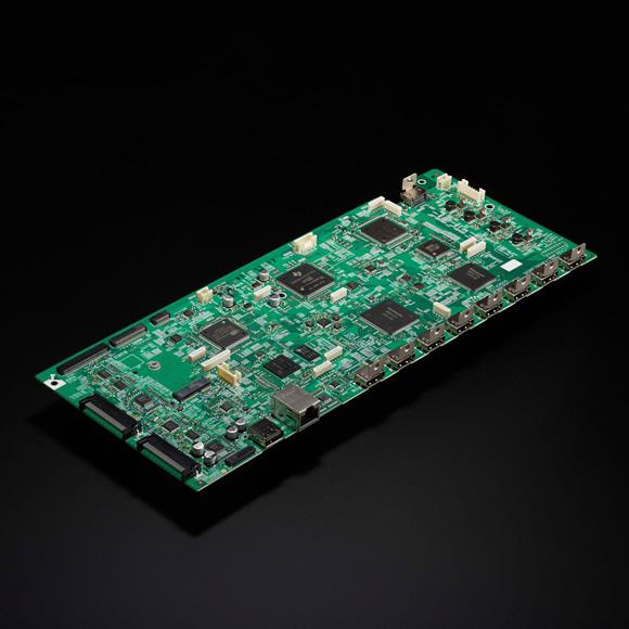 Precision AKM (AK4458) 384 kHz/32-bit DAC Image