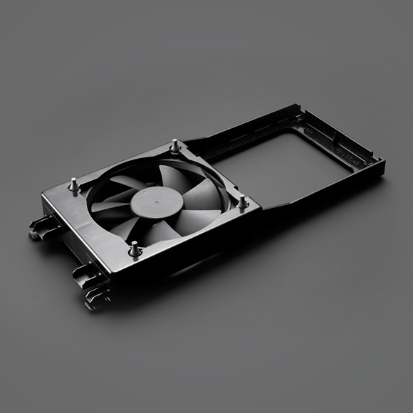 Custom fan for whisper-quiet cooling Image