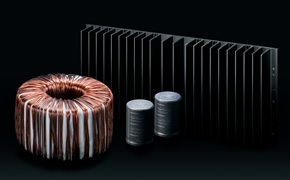 Custom Toroidal Transformer and Hi-Current Amps for Ultra-Low-Frequency Sound Image