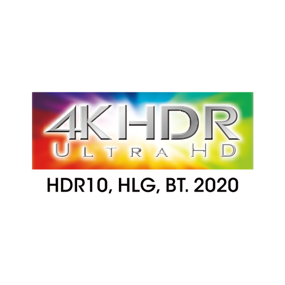 Ready for 4K HDR entertainment Image