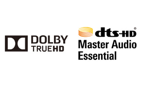 High-Definition Surround Sound from Dolby TrueHD and DTS-HD Master Audio Image