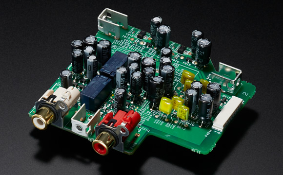 Dedicated MM/MC Phono Circuit Board Image