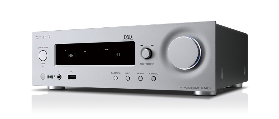 Onkyo R N855 Network Stereo Receiver In Lawrence Weston 3330917234