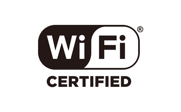Selectable Dual-band Wi-Fi Image