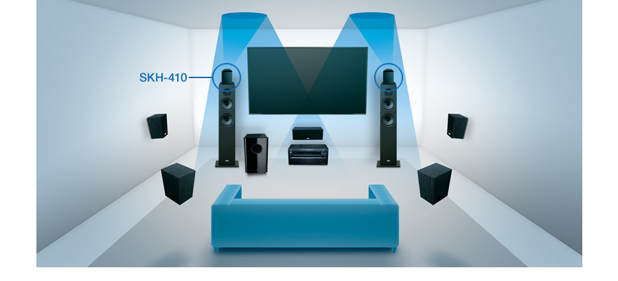 Skh 410 Onkyo Asia And Oceania Website