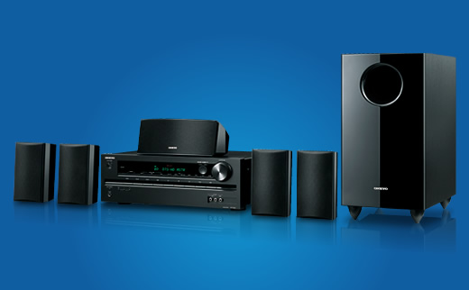 Onkyo HT-S3500 5 1-Channel Home Theater Speaker/Receiver