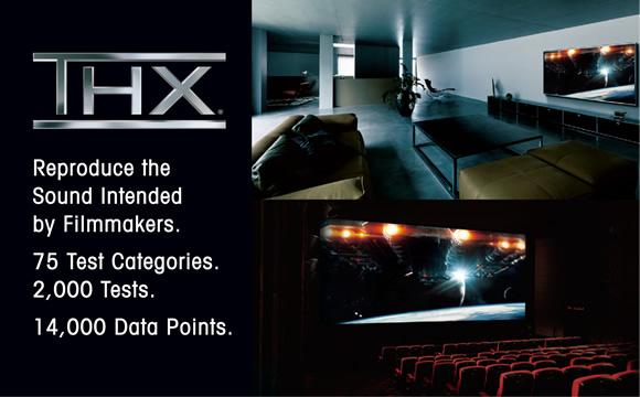 Onkyo THX Certified 7.1-Channel Surround Sound Speaker System Black HT-S9800THX