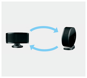 More Speaker Mounting Positions to Suit Your Entertainment Space Image