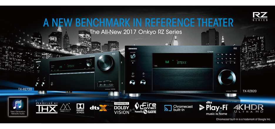 Seven Channels of Sonic Perfection Unlocked with Onkyo's Mid